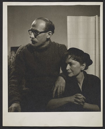 thumbnail image for Saul Steinberg and Hedda Sterne