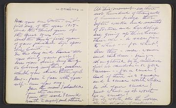 thumbnail image for John Storrs diary