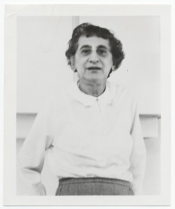 thumbnail image for Oral history interview with Anni Albers, 1968 July 5