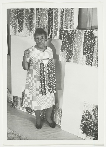 thumbnail image for Alma Thomas papers, 1894-2000, bulk 1936-1982