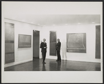 thumbnail image for Tibor de Nagy Gallery records, 1941-1993