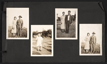 thumbnail image for Tokita family photograph album