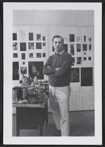 thumbnail image for Stanley Twardowicz papers, 1942-2009, bulk, 1942-1981