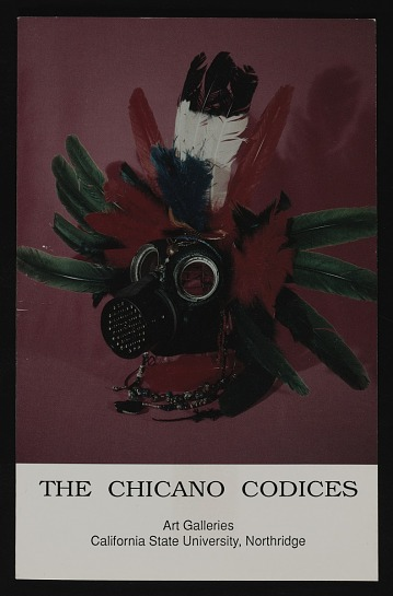 thumbnail image for Exhibition announcement for <em>The Chicano Codices</em>