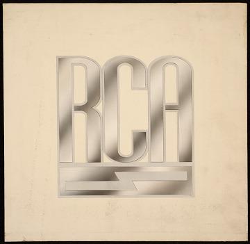 thumbnail image for Radio Corporation of America logo designed by John Vassos