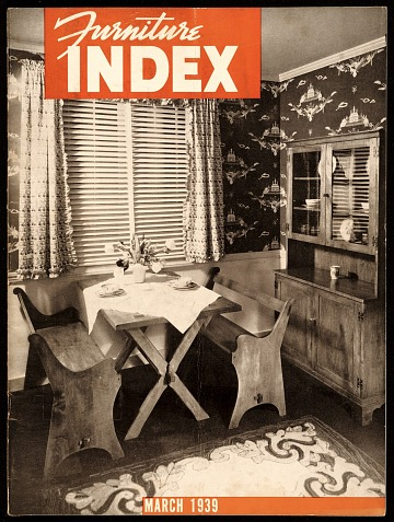 thumbnail image for Furniture Index (volume 76, number 3)
