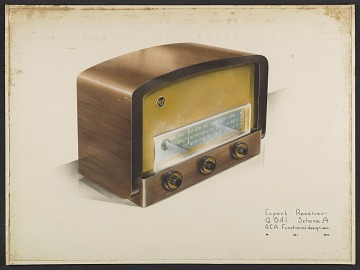 thumbnail image for Concept drawing for an RCA Export Receiver