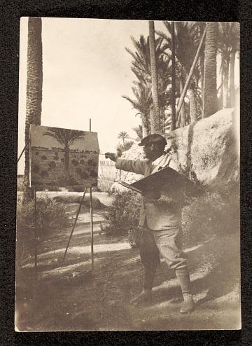thumbnail image for E. Ambrose Webster in Elche, Spain
