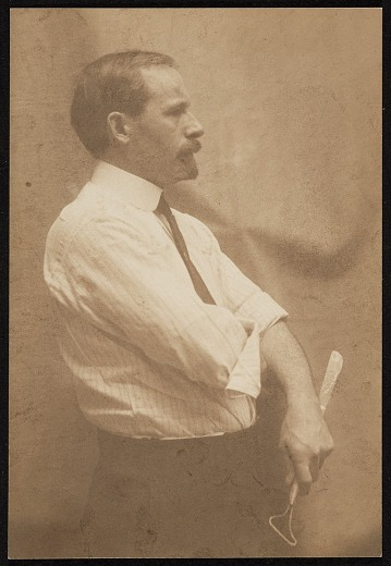 thumbnail image for Profile of Adolph Weinman