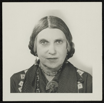 thumbnail image for Beatrice Wood papers, 1894-1998, bulk 1930-1990