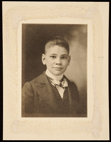 thumbnail image for Robert Strong Woodward, age 12