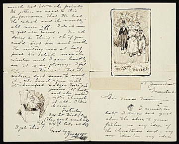 thumbnail image for Robert Frederick Blum to Minnie Gerson