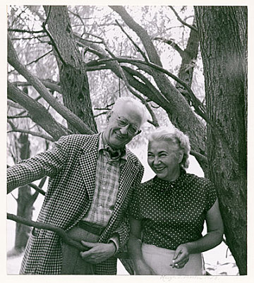 thumbnail image for Charles Sheeler and Edith Halpert