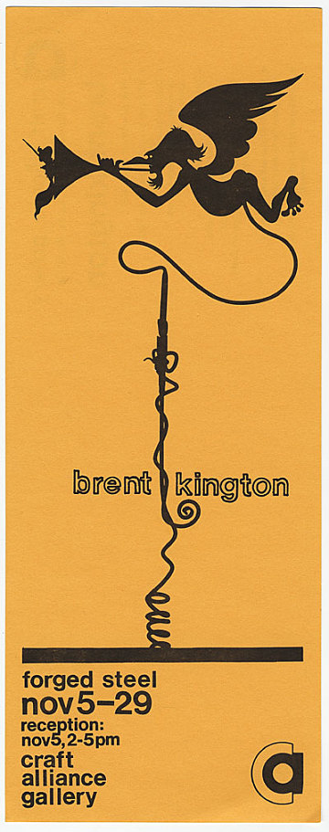 thumbnail image for Brent Kington: Forged Steel