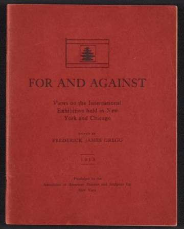 thumbnail image for For and against: views on the international exhibition held in New York and Chicago
