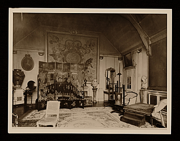 thumbnail image for John Singer Sargent's studio at 31 Tite Street, Chelsea, England