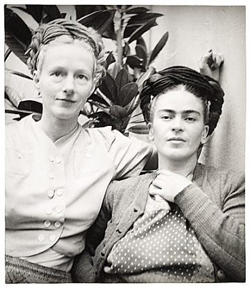 thumbnail image for Emmy Lou Packard and Frida Kahlo