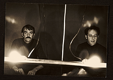 thumbnail image for Steve Reich and William Wiley