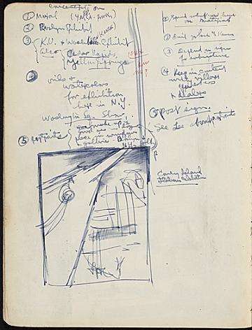thumbnail image for James Penney's New York Sketchbook