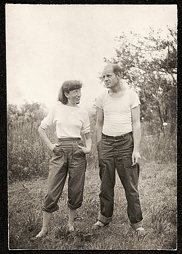 thumbnail image for Jackson Pollock and Lee Krasner