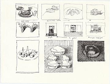 thumbnail image for Hot Cakes, Banana Splits, Deer Heads