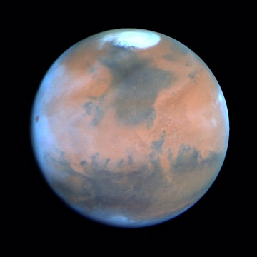Water Ice Clouds on Mars