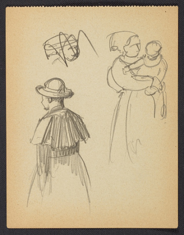 thumbnail image for Agnes Anne Abbot papers, 1921-1976