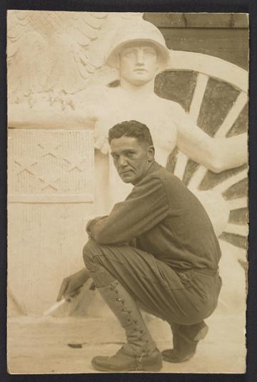 thumbnail image for Robert Aitken papers, circa 1900-1960
