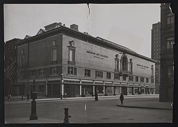 thumbnail image for American Art Association records, circa 1853-1929, bulk 1885-1922