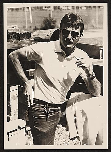 thumbnail image for Billy Al Bengston papers, circa 1940s-1989, (bulk 1968-1988)