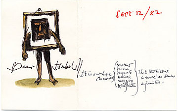 thumbnail image for Warren Chappell to Isabel Bishop