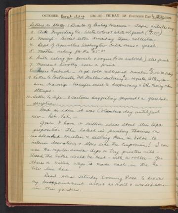 thumbnail image for Dorr Bothwell diary
