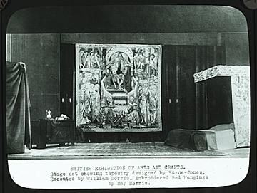 thumbnail image for Detroit Society of Arts and Crafts, exhibiton of British arts and crafts