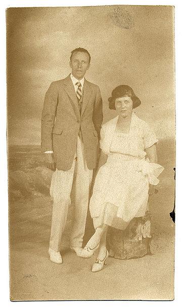 thumbnail image for Glenn O. Coleman scrapbook and photographs, 1907-1943