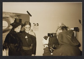 thumbnail image for Lily Ludlow and Chloë Sevigny in costume