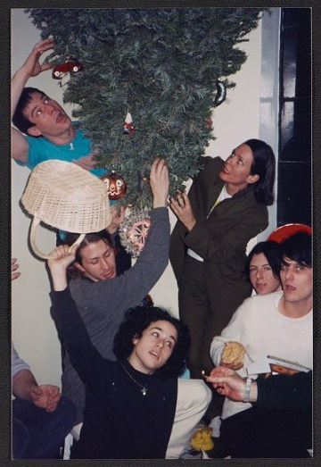 thumbnail image for Christmas at the home of Pat Hearn and Colin de Land