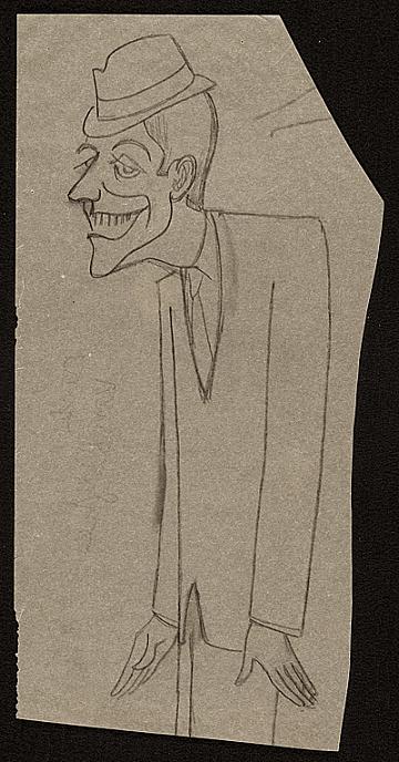 thumbnail image for Caricature of Dick Van Dyke