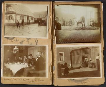 thumbnail image for Walt Kuhn volume 3 photo album, Germany