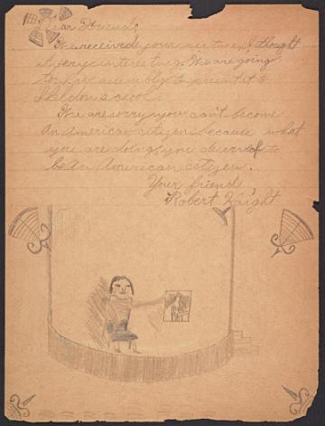 thumbnail image for Robert Haight letter to Yasuo Kuniyoshi