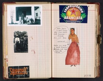 thumbnail image for Janice Lowry journal 110