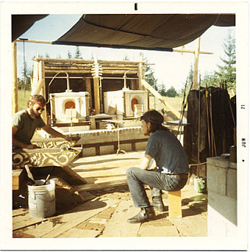 thumbnail image for Photograph of Fritz Dreisbach at Pilchuck