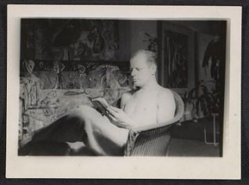 thumbnail image for Jackson Pollock reading