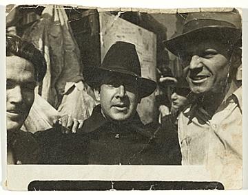 thumbnail image for George Cox, David Alfaro Siqueiros, and Jackson Pollock in New York