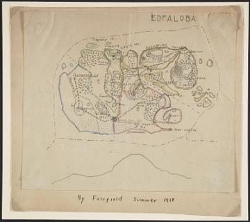 thumbnail image for Fairfield Porter map of
