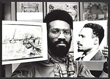 thumbnail image for Richard J. Powell papers, 1971-1992
