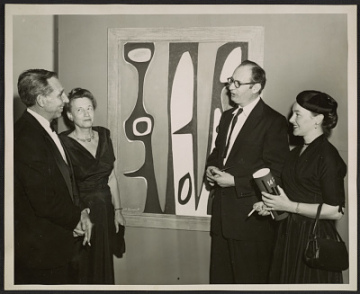 thumbnail image for Bertha Schaefer papers and gallery records, 1909-1975, bulk, 1940-1965