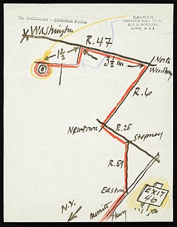 thumbnail image for Alexander Calder to Ben Shahn