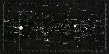 Apollo Star Chart