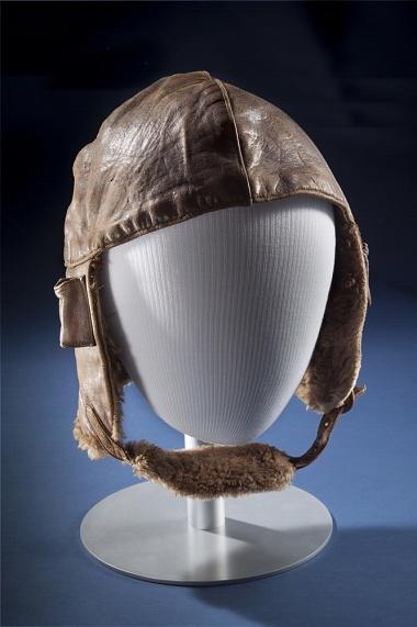 Emory Bronte's Flying Helmet