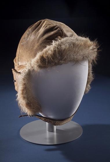 Charles Kingsford-Smith's Flying Helmet